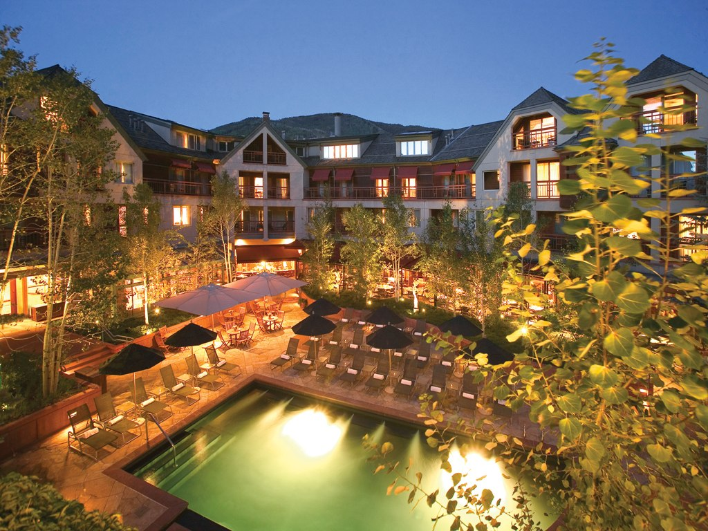 Summer Fall Getaway At The Little Nell In Aspen Colorado